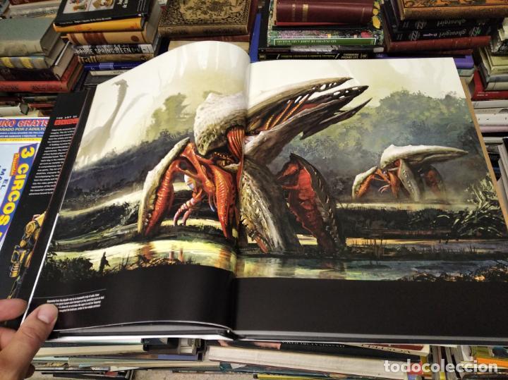 Juguetes antiguos: THE ART OF EVOLVE . PHIL ROBB & CHRIS ASHTON . TITAN BOOKS . 1ª EDICIÓN 2015. VIDEOJUEGOS. - Foto 11 - 212375920