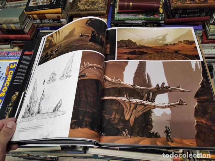 Juguetes antiguos: THE ART OF EVOLVE . PHIL ROBB & CHRIS ASHTON . TITAN BOOKS . 1ª EDICIÓN 2015. VIDEOJUEGOS. - Foto 13 - 212375920