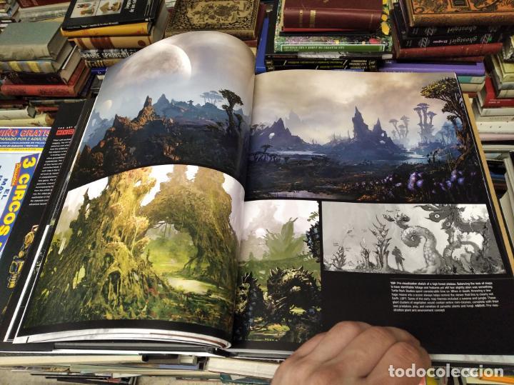 Juguetes antiguos: THE ART OF EVOLVE . PHIL ROBB & CHRIS ASHTON . TITAN BOOKS . 1ª EDICIÓN 2015. VIDEOJUEGOS. - Foto 14 - 212375920