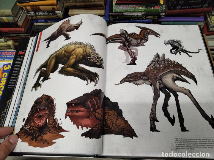 Juguetes antiguos: THE ART OF EVOLVE . PHIL ROBB & CHRIS ASHTON . TITAN BOOKS . 1ª EDICIÓN 2015. VIDEOJUEGOS. - Foto 18 - 212375920