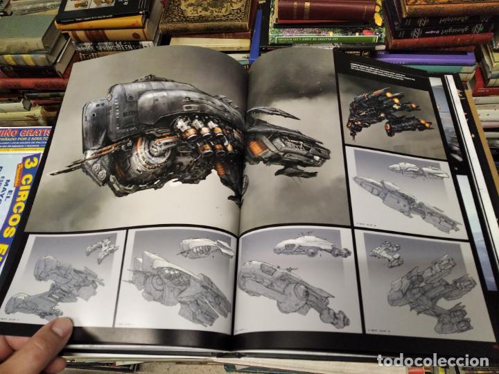 Juguetes antiguos: THE ART OF EVOLVE . PHIL ROBB & CHRIS ASHTON . TITAN BOOKS . 1ª EDICIÓN 2015. VIDEOJUEGOS. - Foto 25 - 212375920