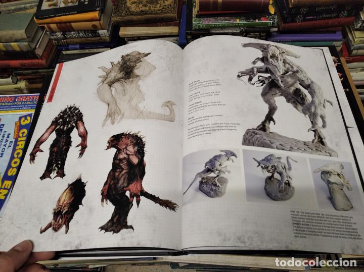 Juguetes antiguos: THE ART OF EVOLVE . PHIL ROBB & CHRIS ASHTON . TITAN BOOKS . 1ª EDICIÓN 2015. VIDEOJUEGOS. - Foto 27 - 212375920