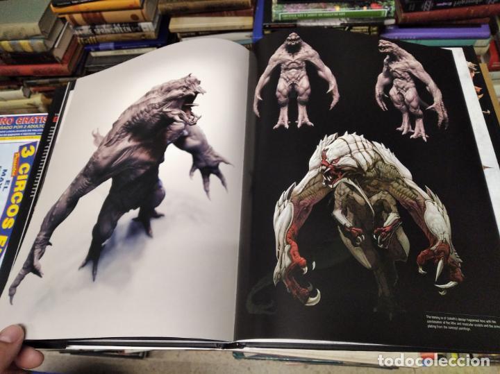 Juguetes antiguos: THE ART OF EVOLVE . PHIL ROBB & CHRIS ASHTON . TITAN BOOKS . 1ª EDICIÓN 2015. VIDEOJUEGOS. - Foto 28 - 212375920