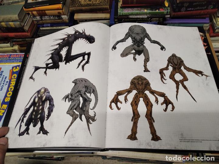 Juguetes antiguos: THE ART OF EVOLVE . PHIL ROBB & CHRIS ASHTON . TITAN BOOKS . 1ª EDICIÓN 2015. VIDEOJUEGOS. - Foto 30 - 212375920