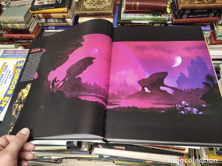 THE ART OF EVOLVE . PHIL ROBB & CHRIS ASHTON . TITAN BOOKS . 1ª EDICIÓN 2015. VIDEOJUEGOS. (Juguetes - Catálogos y Revistas de Juguetes)