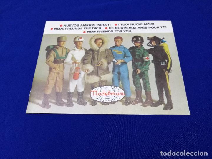 MADELMAN-CATALAGO ANTIGUO (Juguetes - Catálogos y Revistas de Juguetes)