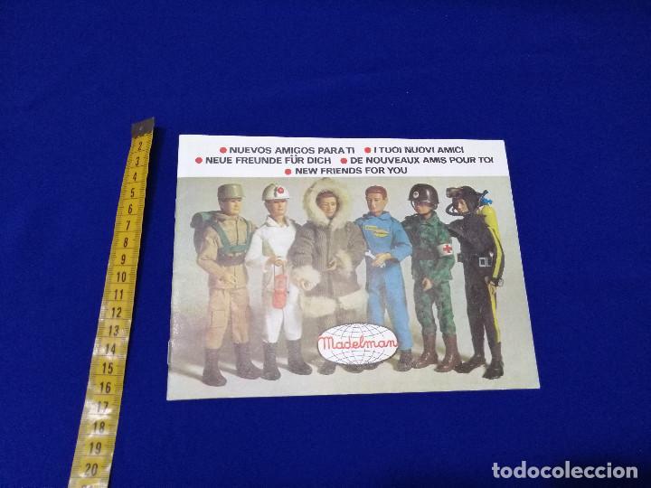 Juguetes antiguos: MADELMAN-CATALAGO ANTIGUO - Foto 2 - 213027071