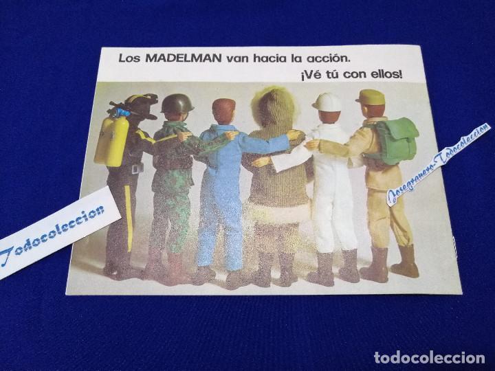 Juguetes antiguos: MADELMAN-CATALAGO ANTIGUO - Foto 9 - 213027071