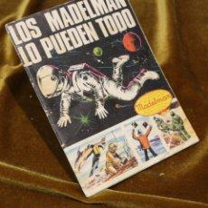Giocattoli antichi: LOS MADELMAN LO PUEDEN TODO,CATALOGO MADELMAN AÑOS 70.. Lote 217150982
