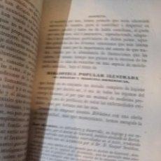 Juguetes antiguos: CATALOGO O SIMILAR LOS DIENTES INTERESANTISIMO. Lote 217597377