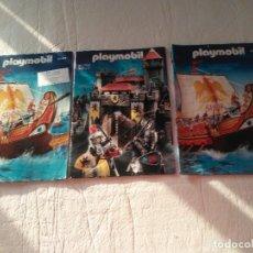 Jouets Anciens: PLAYMOBIL.- CATALOGOS 2007 Y 2010. Lote 217766145