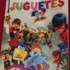 Jouets Anciens: CATALOGO JUGUETES NAVIDAD CORTE INGLES. Lote 217777353