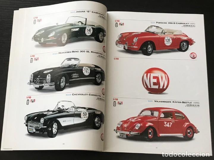 Juguetes antiguos: BURAGO 2001 - CATALOGO - FERRARI PORSCHE MERCEDES FORD BMW LANCIA VOLVO MINI LAND ROVER FIAT ALFA - Foto 3 - 218605552
