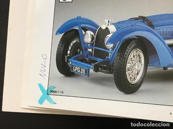 Juguetes antiguos: BURAGO 1990 - CATALOGO - FERRARI PORSCHE MERCEDES FORD BMW LANCIA VOLVO MINI LAND ROVER FIAT ALFA - Foto 4 - 218606275