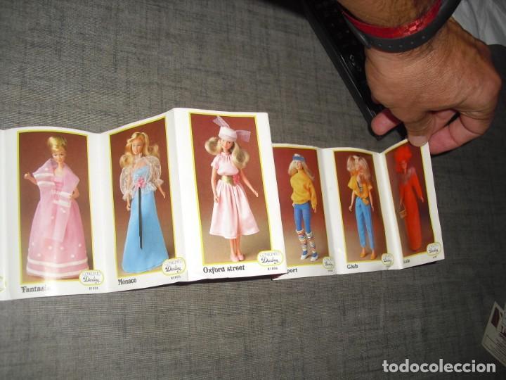 Juguetes antiguos: catalogo muñecas famosa darling - Foto 6 - 218902981