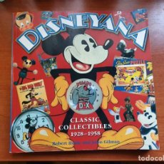 Brinquedos antigos: DISNEYANA LIBRO DE COLECCIONABLES DE DISNEY. Lote 222255695