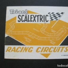 Giocattoli antichi: SCALEXTRIC-TRI ANG-RACING CIRCUITS-VER FOTOS-(K-1090). Lote 226360980