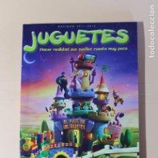Juguetes antiguos: CATALOGO JUGUETES EL CORTE INGLES. NAVIDAD 2011.CON PRECIOS. 404 PAGINAS. VER FOTOS Y DESCRIPCION.. Lote 228540993
