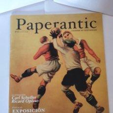 Juguetes antiguos: PAPERANTIC CUADERNO DE COLECCIONISMO Nº 10. Lote 234044515