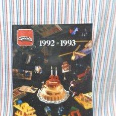 Juguetes antiguos: CATALOGO GOULA 1992-1993. Lote 234919230