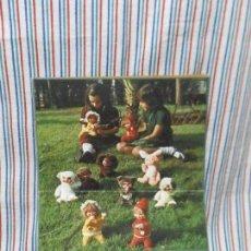 Brinquedos antigos: CATALOGO NOVEDADES VIR 76. Lote 234919965