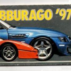 Juguetes antiguos: CATÁLOGO BURAGO`97. Lote 235657260