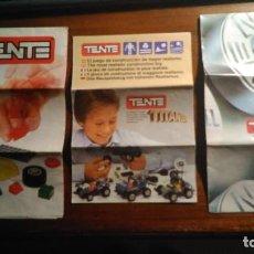 Brinquedos antigos: TENTE, 3 CATÁLOGOS. Lote 237380435
