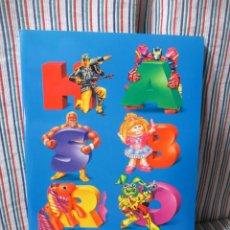 Brinquedos antigos: CATALOGO HASBRO, 1992, SINDY, GIJOE, TRANSFORMERS, CABBAGE PATCH KIDS, MI PEQUEÑO PONY. Lote 243275290