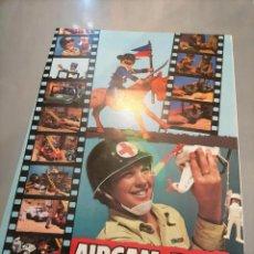 Juguetes antiguos: PUBLICIDAD AIRGAM BOYS SUPER STARS EJERCITO JEEP HELICOPTERO LANCHA CABALLO.... Lote 244015720