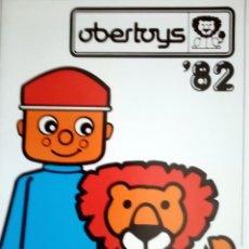 Giocattoli antichi: CATÁLOGO OBERTOYS DE IBI - 82. Lote 251369435