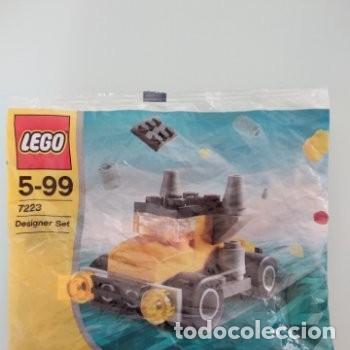 Juguetes antiguos: LEGO: set 7223 y catálogo comercial 2016 + extra segundo semestre 2016 - Foto 6 - 178608937