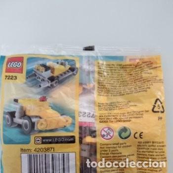 Juguetes antiguos: LEGO: set 7223 y catálogo comercial 2016 + extra segundo semestre 2016 - Foto 7 - 178608937