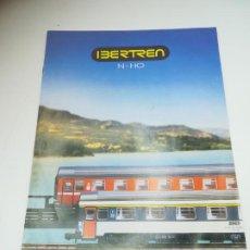 Juguetes antiguos: IBERTREN. N - HO. NOVEDADES 1988. VER. Lote 262359250