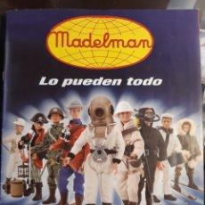 Juguetes antiguos: CATALOGO MADELMAN ALTAYA. Lote 263131300