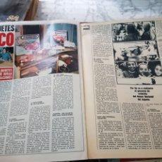 Juguetes antiguos: REPORTAJE EL MÁGICO MUNDO DEL JUGUETE 19 DICIEMBRE 1968. Lote 263809210