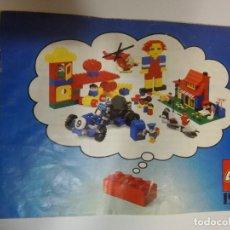 Juguetes antiguos: CATALOGO LEGO DE 1982. Lote 265953648