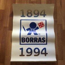 Juguetes antiguos: CENTENARIO JUGUETES BORRAS 1894 1994. JUEGOS REUNIDOS, MAGIA, SUBBUTEO,CIRQUE ATHLETIC, ZOOTROPO. Lote 268029874