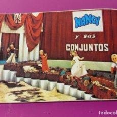 Juguetes antiguos: ORIGINAL DE LOS AÑOS 70 NANCY CATÁLOGO COMPLETO. Lote 271144023