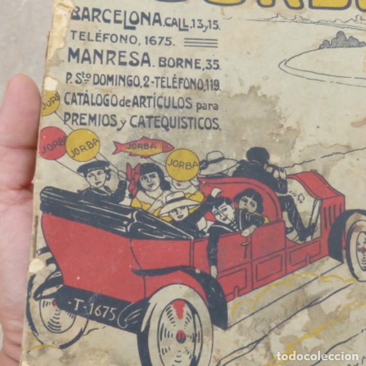 Juguetes antiguos: Antiguo catalogo de juguetes y otras mercancias , almacenes jorba , barcelona manresa - Foto 2 - 275671073