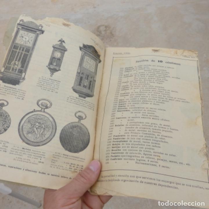 Juguetes antiguos: Antiguo catalogo de juguetes y otras mercancias , almacenes jorba , barcelona manresa - Foto 5 - 275671073