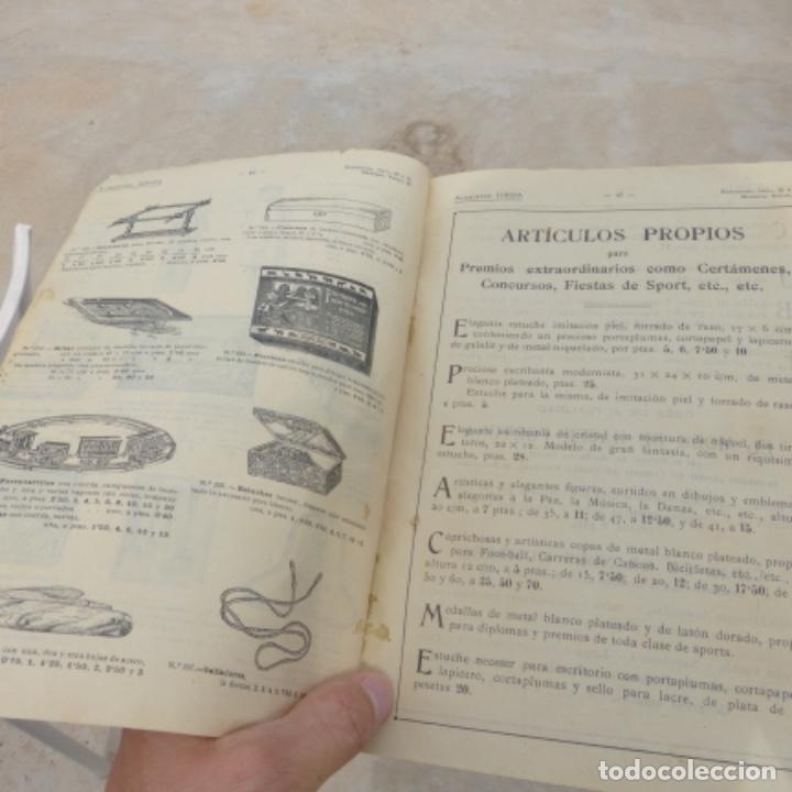 Juguetes antiguos: Antiguo catalogo de juguetes y otras mercancias , almacenes jorba , barcelona manresa - Foto 9 - 275671073