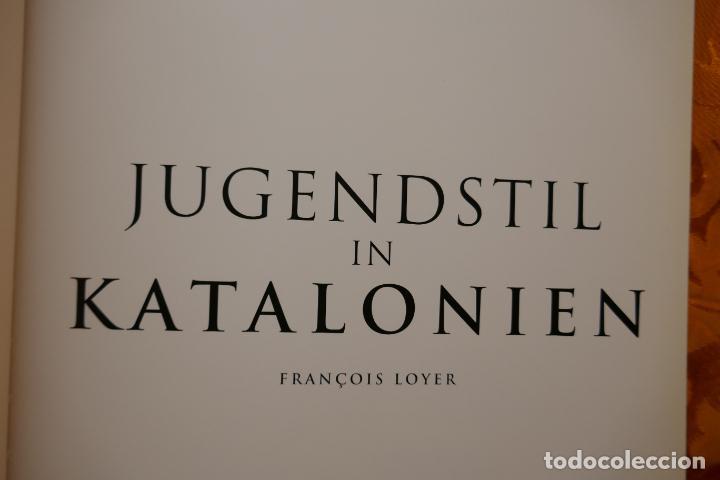 Juguetes antiguos: Jugendstil in Katalonien. François Loyer. Taschen.. Perfecto estado. - Foto 9 - 284375693
