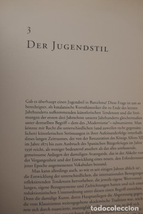 Juguetes antiguos: Jugendstil in Katalonien. François Loyer. Taschen.. Perfecto estado. - Foto 12 - 284375693