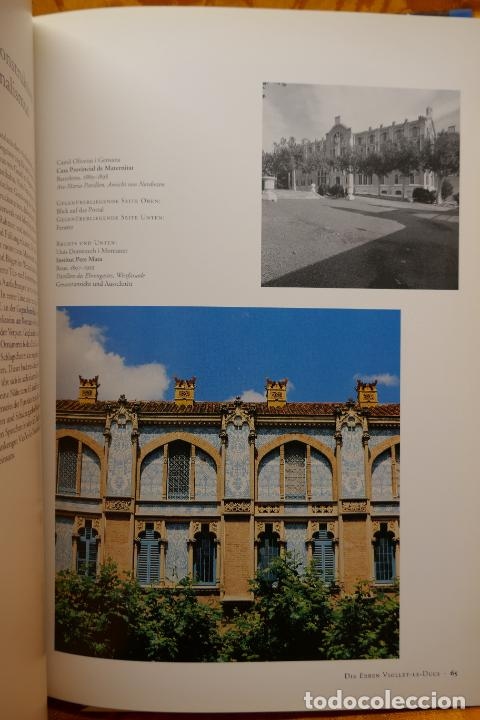 Juguetes antiguos: Jugendstil in Katalonien. François Loyer. Taschen.. Perfecto estado. - Foto 14 - 284375693