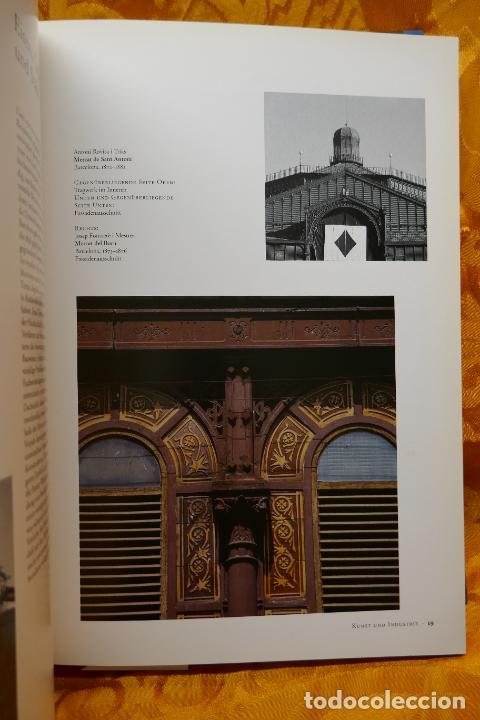 Juguetes antiguos: Jugendstil in Katalonien. François Loyer. Taschen.. Perfecto estado. - Foto 20 - 284375693