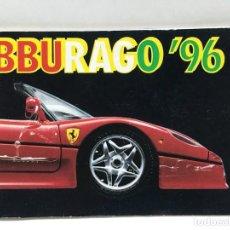 Jouets Anciens: CATÁLOGO DE BURAGO - AÑO 1996 - 79 PÁGINAS. Lote 284777493