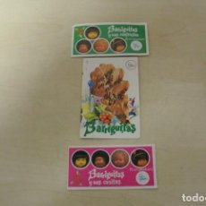 Giocattoli antichi: CATALOGOS DE MUÑECA BARRIGUITAS , FAMOSA , SON 3. Lote 288393558