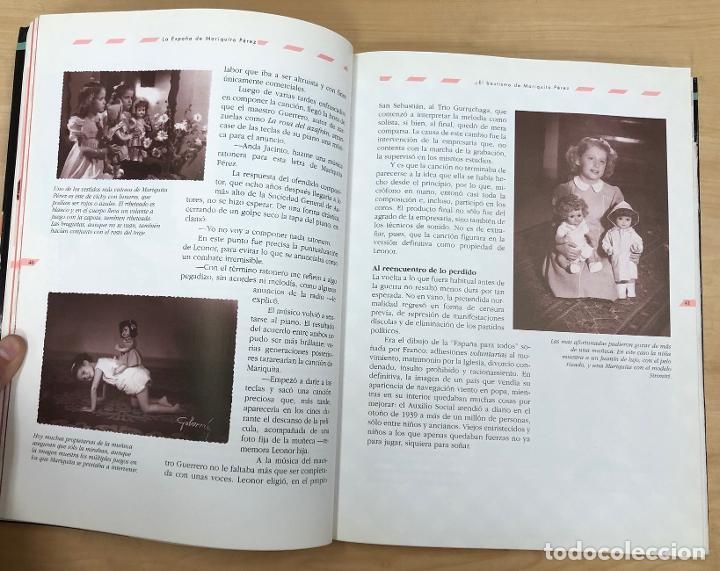 Juguetes antiguos: LA ESPAÑA DE MARIQUITA PEREZ. CONSUELO YUBERO - JAVIER CONDE. EL PAIS AGUILAR 1996 - Foto 2 - 288492058