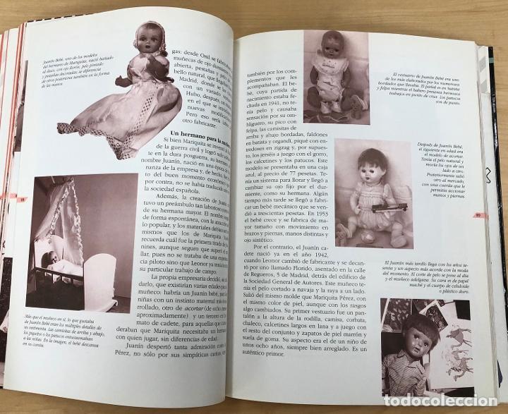 Juguetes antiguos: LA ESPAÑA DE MARIQUITA PEREZ. CONSUELO YUBERO - JAVIER CONDE. EL PAIS AGUILAR 1996 - Foto 4 - 288492058