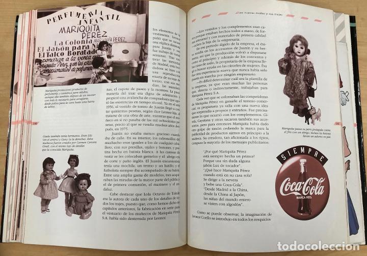 Juguetes antiguos: LA ESPAÑA DE MARIQUITA PEREZ. CONSUELO YUBERO - JAVIER CONDE. EL PAIS AGUILAR 1996 - Foto 6 - 288492058